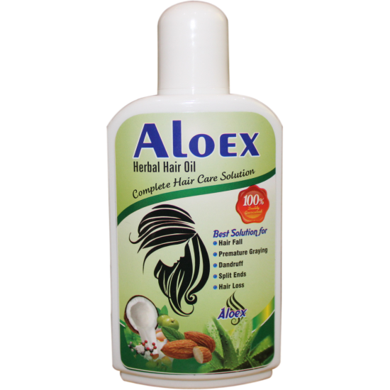 Aloex Herbal Hair Oil