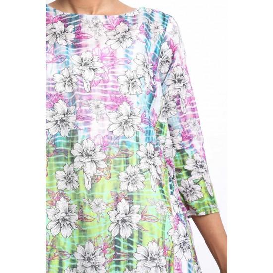 Ocean Flora Shirt