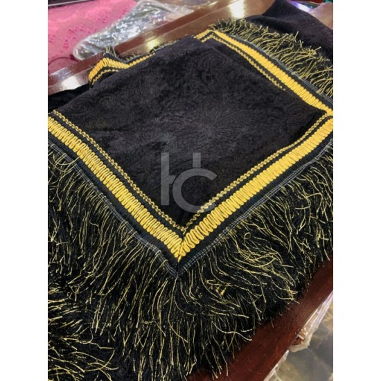 Faux Velvet Embossed Bed Sheet Set 5pcs (Mardian 1709)