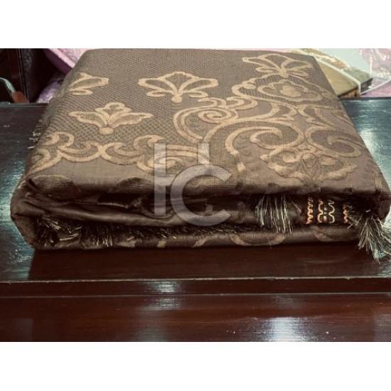Heavy Palachi Bed Sheet Set 5pcs (Marry Silver 4204)