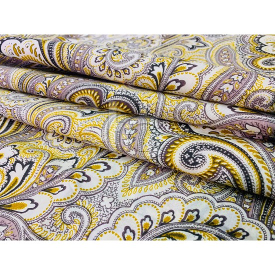 Stripe Cotton Bedsheet 3pc Heritage 1205