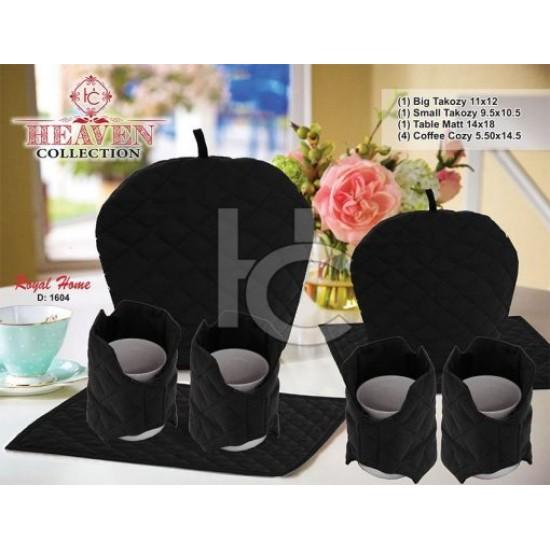 Tea Cozy Set 7pcs (Royal Home 1604)