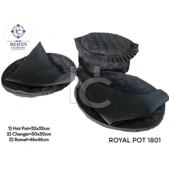 Hot Pot Set 6pcs (Royal Pot 1801)
