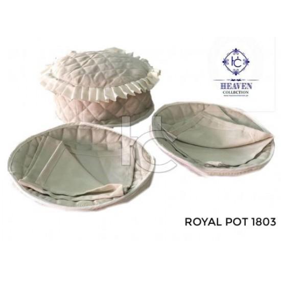 Hot Pot Set 6pcs (Royal Pot 1803)