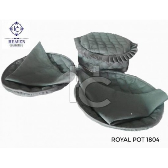 Hot Pot Set 6pcs (Royal Pot 1804)