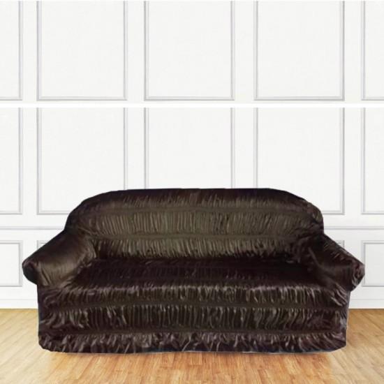 Silk Taffeta Sofa Slip Covers (SLK001)