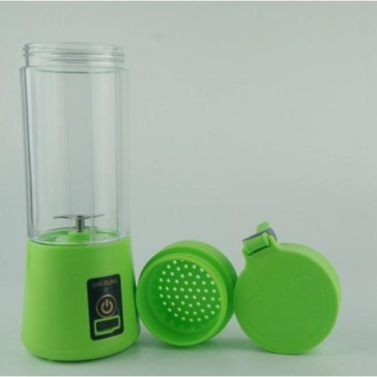 Juice Cup 380ml Portable Juicer Blender 6 Blades